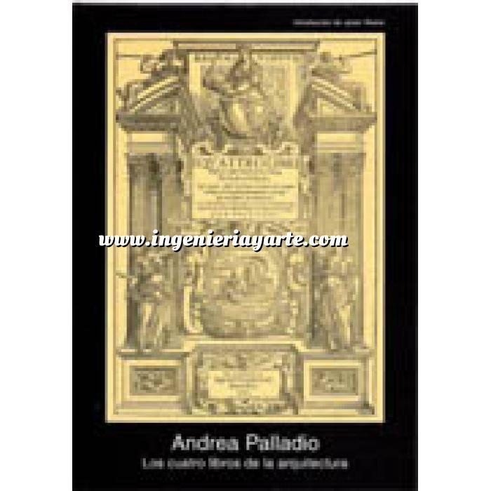Imagen Historia antigua Andrea palladio.los cuatro libros de la arquitectura