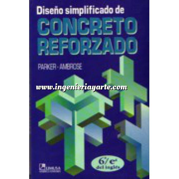 Imagen Hormigón armado Diseño simplificado de concreto reforzado