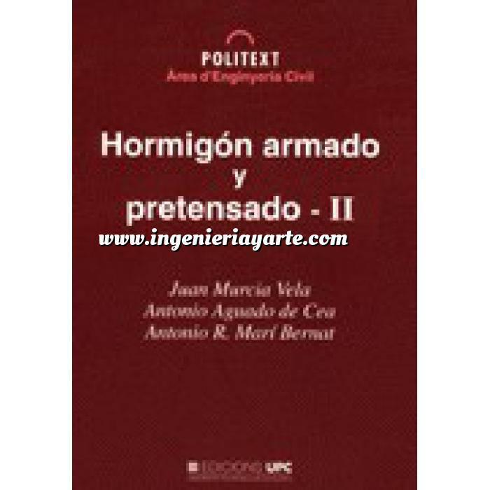 Imagen Hormigón armado Hormigón armado y pretensado  2  Volumenes