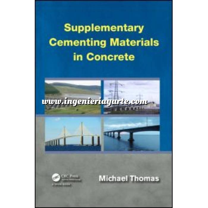 Imagen Hormigón armado Supplementary Cementing Materials in Concrete