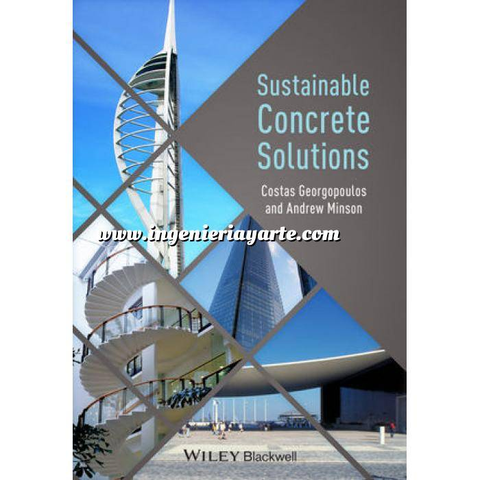 Imagen Hormigón armado Sustainable Concrete Solutions