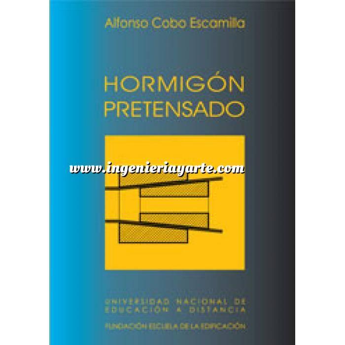 Imagen Hormigón pretensado Hormigón pretensado