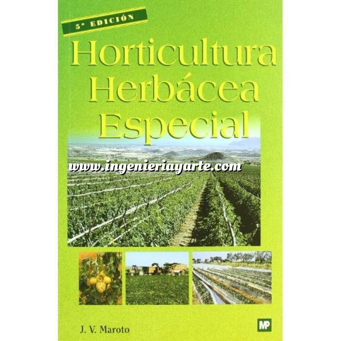 Imagen Horticultura Horticultura herbácea especial