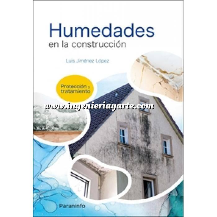Imagen Humedades edificación Humedades en la construcción. Protección y tratamiento