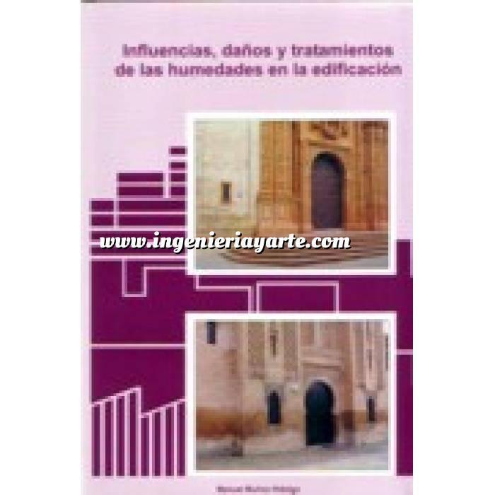 Imagen Humedades edificación Influencias, daños y tratamientos de las humedades en la edificación