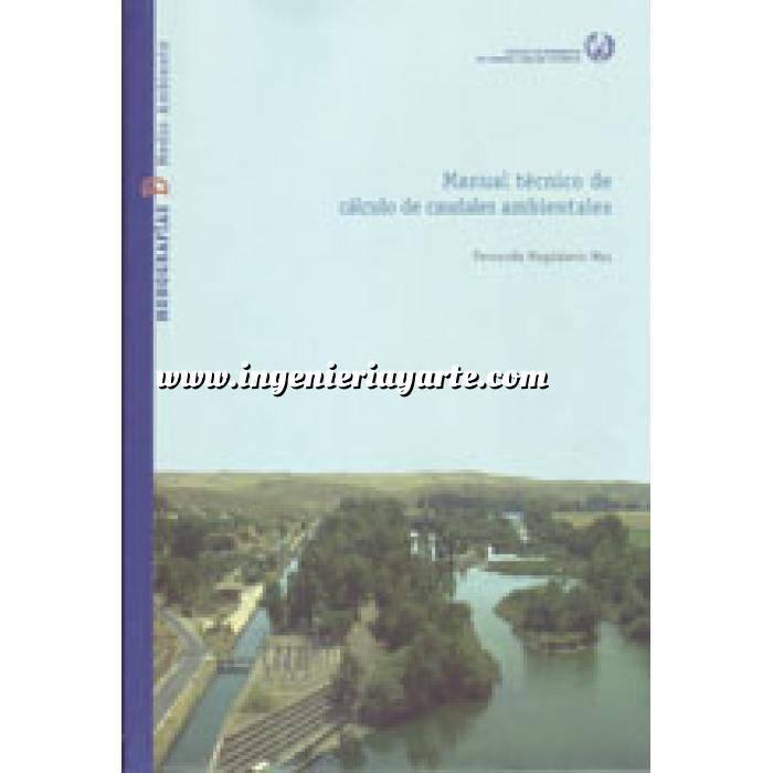 Imagen Ingeniería de ríos Manual técnico de cálculo de caudales ambientales