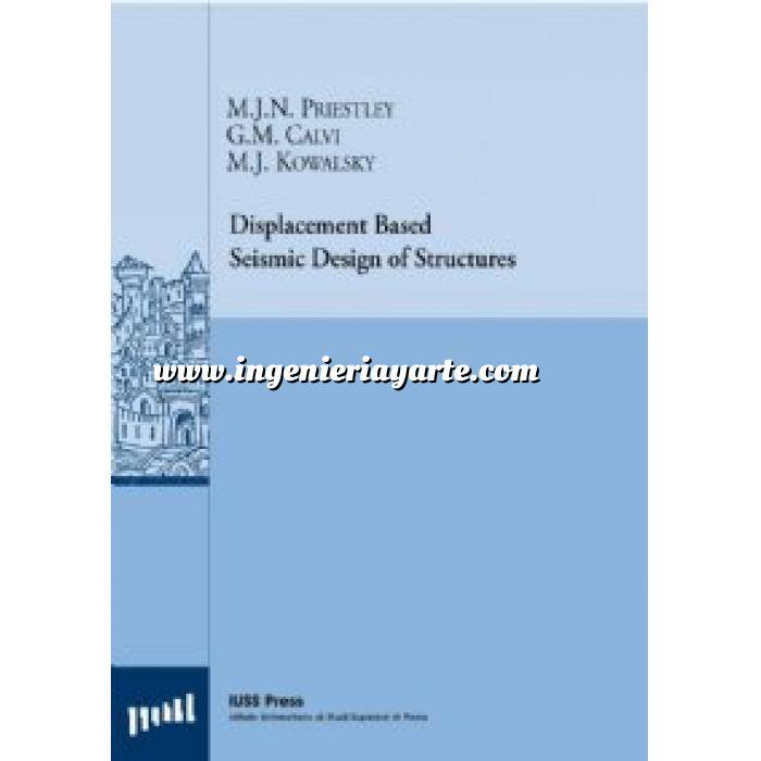 Imagen Ingeniería sísmica Displacement-Based Seismic Design of Structures