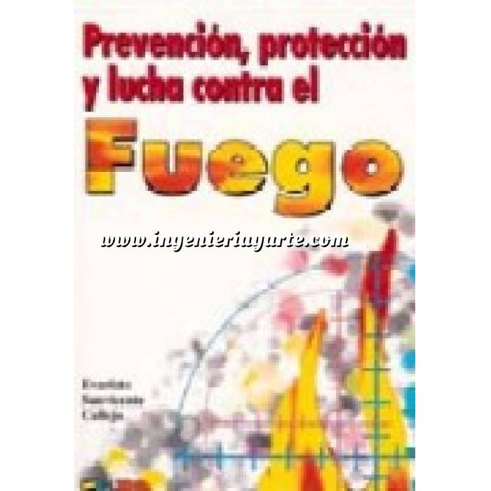 Imagen Instalaciones contra incendios Prevención, protección y lucha contra el fuego