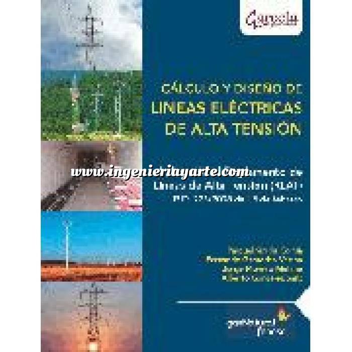 Imagen Instalaciones eléctricas de alta tensión Cálculo y diseño de lineas electricas de alta tensión