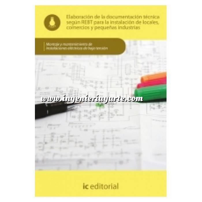 Imagen Instalaciones eléctricas de baja tensión Elaboración de la documentación técnica según el REBT
