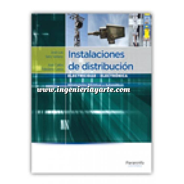 Imagen Instalaciones eléctricas de baja tensión Instalaciones de distribución