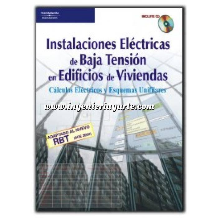 Imagen Instalaciones eléctricas de baja tensión Instalaciones eléctricas de baja tensión en edificios de viviendas