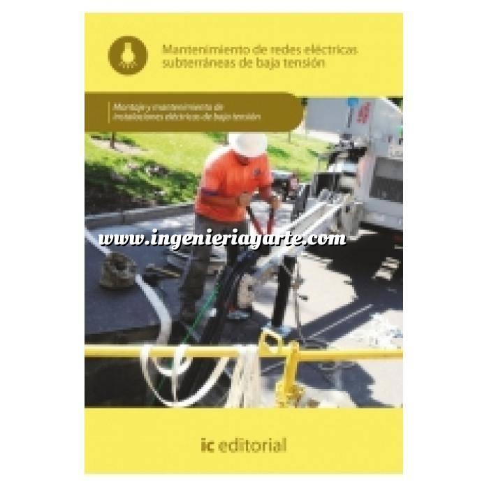 Imagen Instalaciones eléctricas de baja tensión Mantenimiento redes eléctricas subterráneas de baja tensión