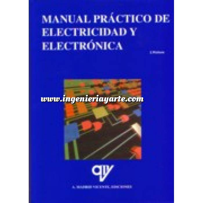 Imagen Instalaciones eléctricas de baja tensión Manual práctico de electricidad y electrónica