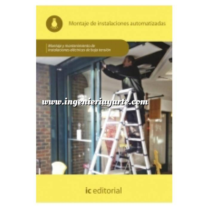 Imagen Instalaciones eléctricas de baja tensión Montaje de instalaciones automatizadas