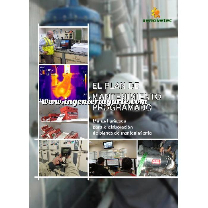 Imagen Mantenimiento industrial El plan de mantenimiento programado.Elaboración de planes de mantenimiento