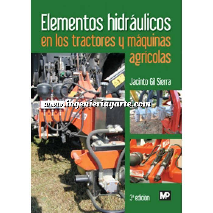Imagen Maquinaria Agricola Elementos hidráulicos en los tractores y máquinas agrícolas