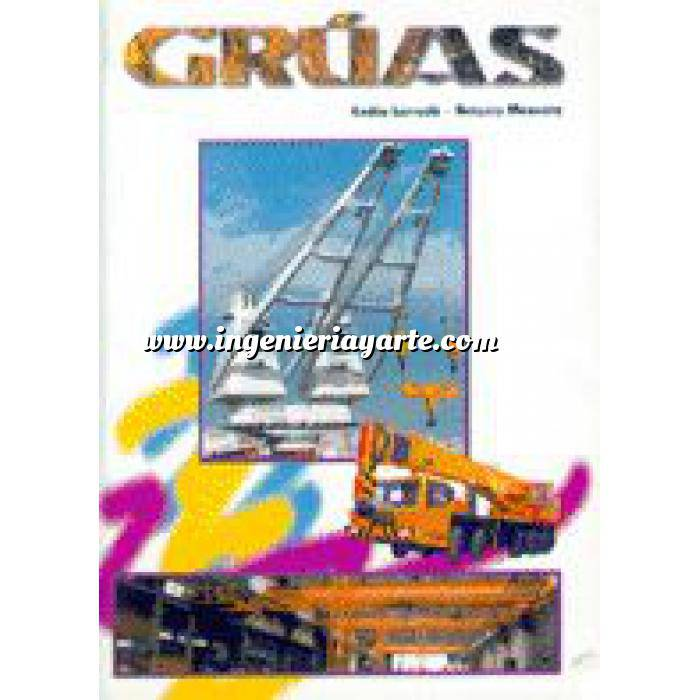 Imagen Maquinaria de obras publicas Grúas