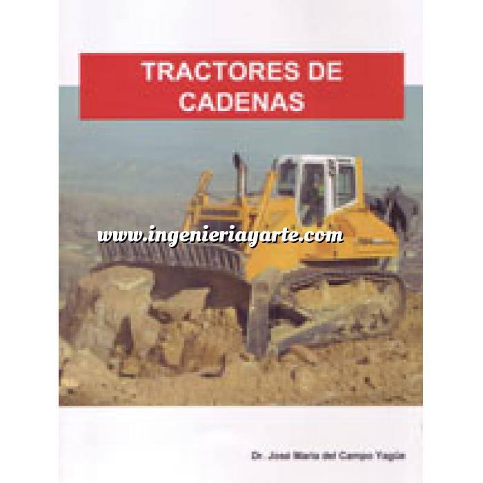Imagen Maquinaria de obras publicas Tractores de cadenas