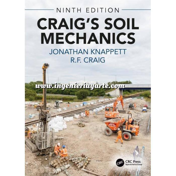 Imagen Mecánica del suelo Craig's Soil Mechanics