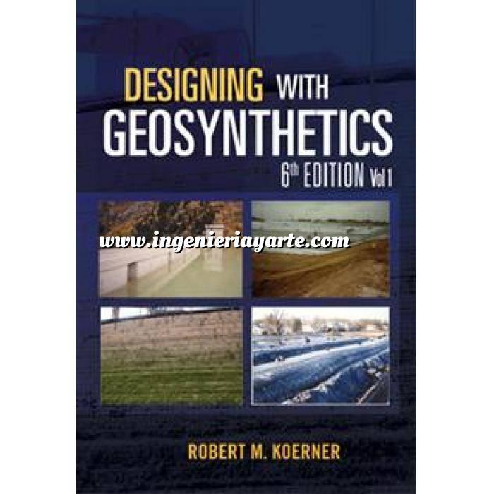 Imagen Mecánica del suelo Designing with Geosynthetics. Vol 1