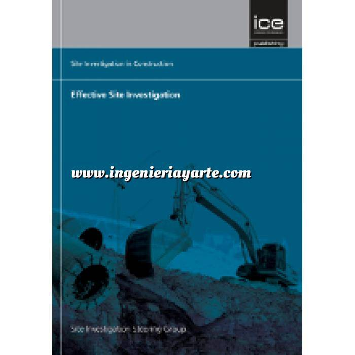 Imagen Mecánica del suelo Effective Site Investigation