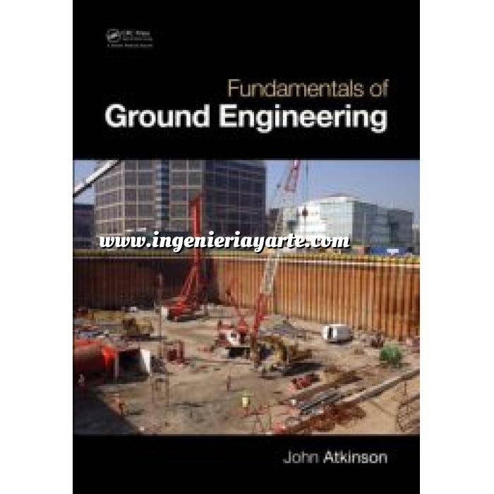Imagen Mecánica del suelo Fundamentals of ground engineering