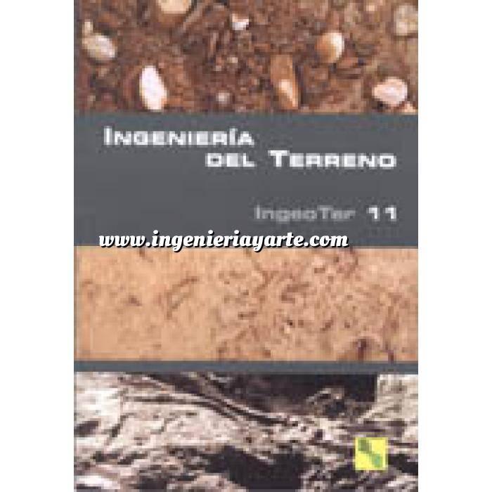 Imagen Mecánica del suelo Ingeniería del Terreno .IngeoTer Volumen.11