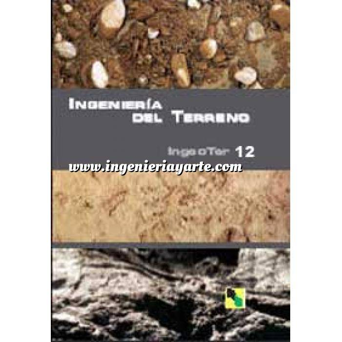 Imagen Mecánica del suelo Ingeniería del Terreno .IngeoTer Volumen.12