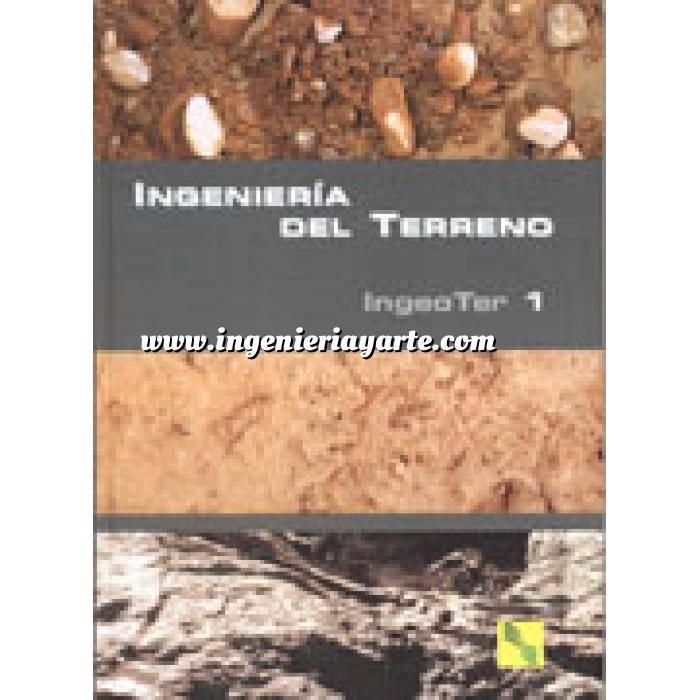 Imagen Mecánica del suelo Ingeniería del Terreno .IngeoTer Volumen. 01