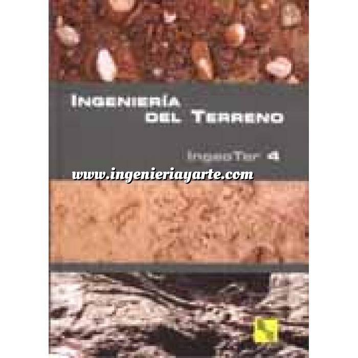 Imagen Mecánica del suelo Ingeniería del Terreno .IngeoTer Volumen. 04