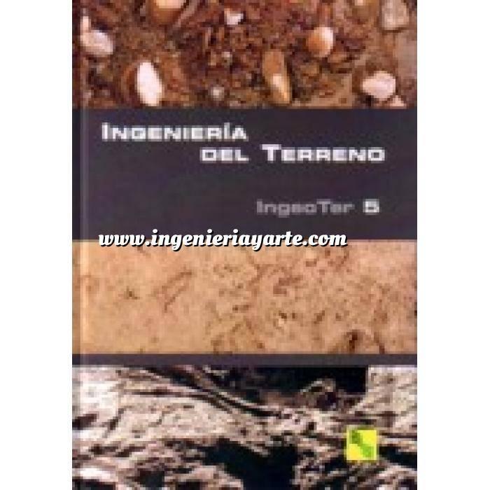 Imagen Mecánica del suelo Ingeniería del Terreno .IngeoTer Volumen. 05