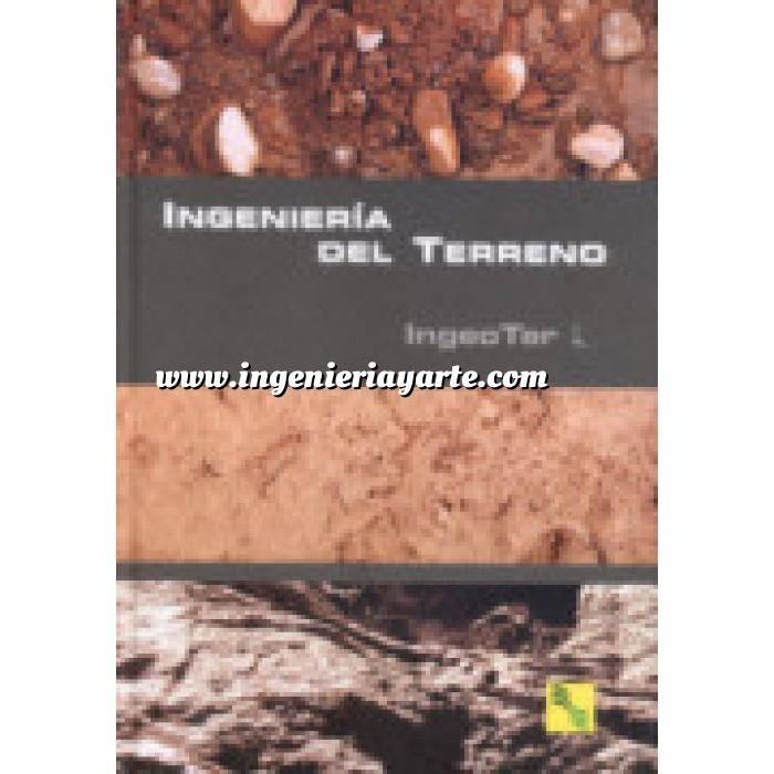 Imagen Mecánica del suelo Ingeniería del Terreno .IngeoTer Volumen. 06