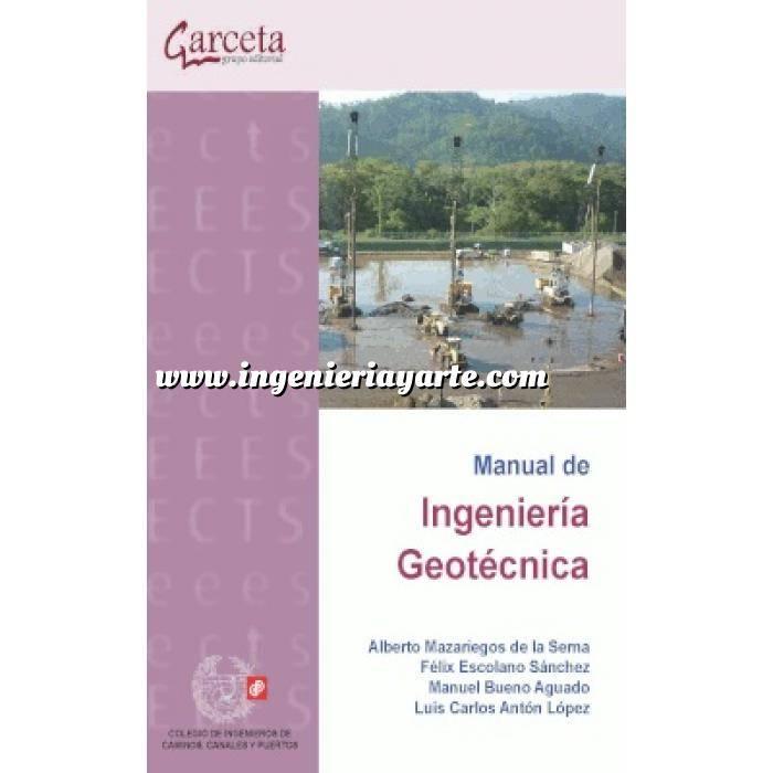 Imagen Mecánica del suelo Manual de Ingeniería Geotecnica