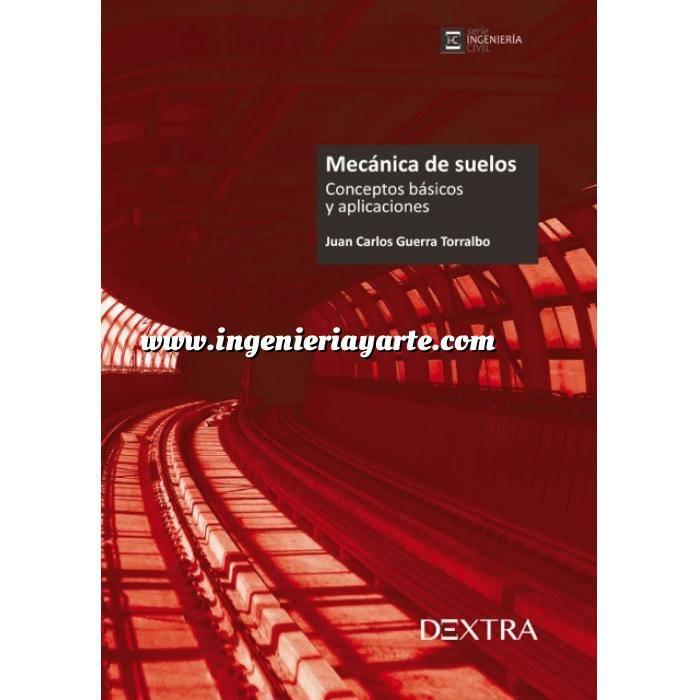 Imagen Mecánica del suelo Mecánica de suelos. Conceptos básicos y aplicaciones