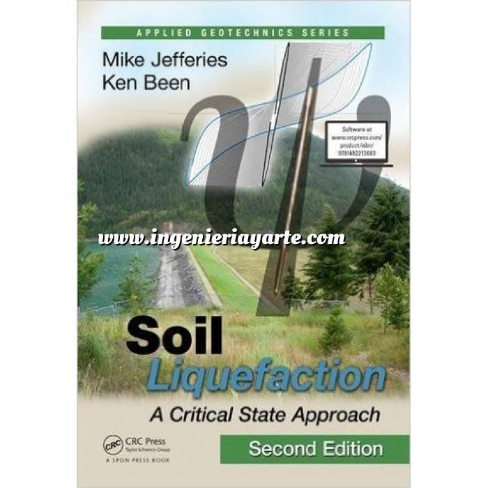 Imagen Mecánica del suelo Soil Liquefaction A Critical State Approach