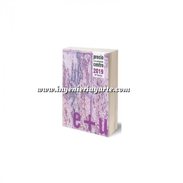 Imagen Mediciones, presupuestación y cuadros de precios Libro Precio Centro 2019 tomos 1, 2 y 3