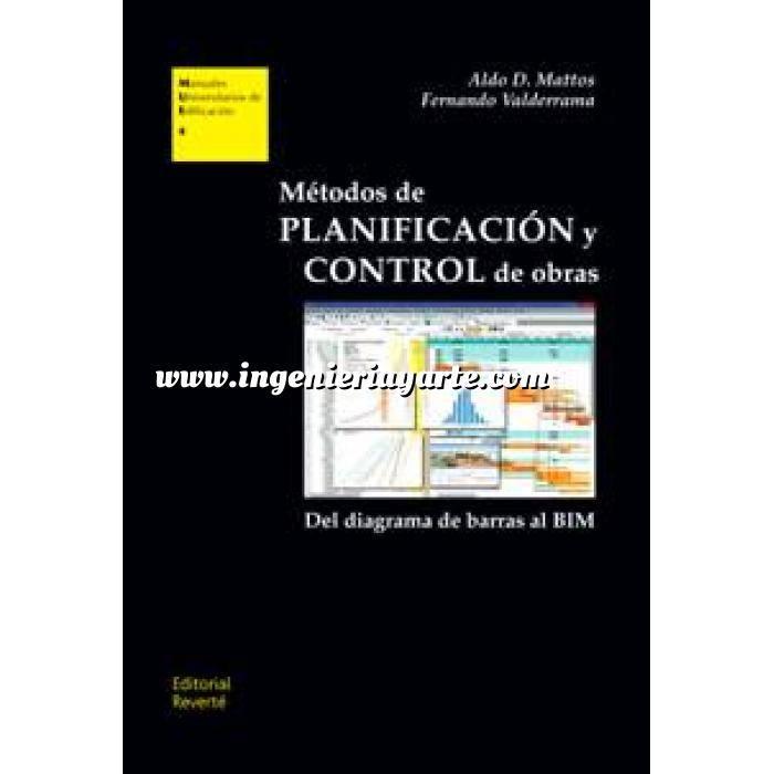 Imagen Mediciones, presupuestación y cuadros de precios Métodos de planificación y control  de obras.Del diagrama de barras al BIM