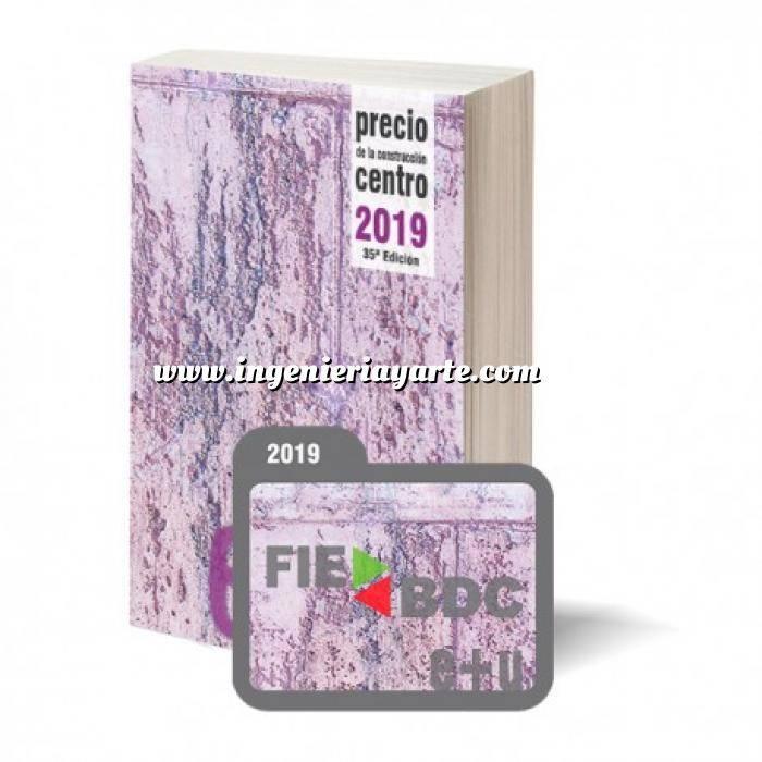 Imagen Mediciones, presupuestación y cuadros de precios Pack Precio de la Construcción Centro 2019 Tomos 1 2 3 + descarga base