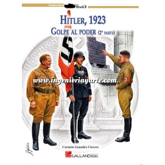 Imagen Memorias y biografías Hitler. 1923 (vol. 2)