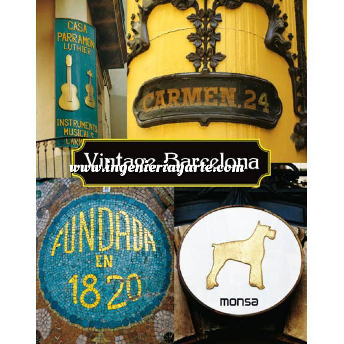 Imagen Modernismo Vintage Barcelona
