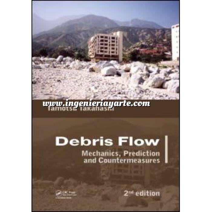 Imagen Movimiento de tierras Debris Flow.Mechanics, Prediction and Countermeasures