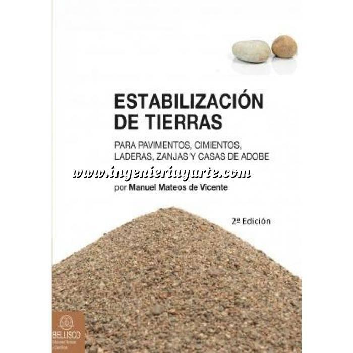 Imagen Movimiento de tierras Estabilización de tierras. Para pavimentos, cimientos, laderas y casas de adobe