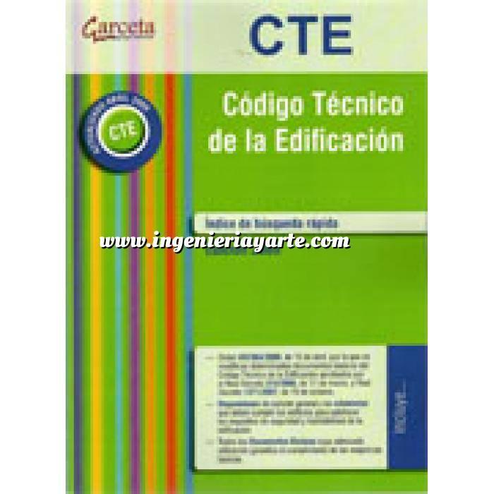 Imagen Normativa de construcción CTE. Código Técnico de la Edificación