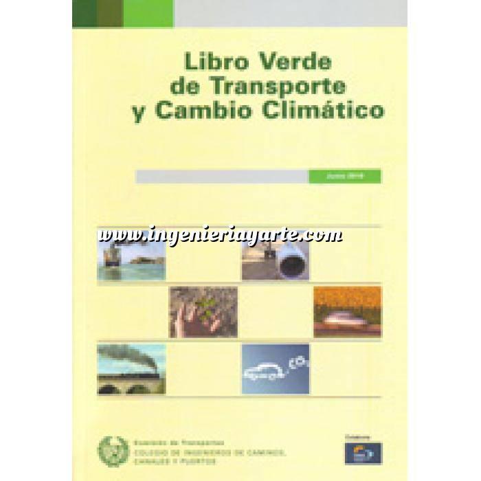 Imagen Normativa infraestructuras transporte Libro verde de transporte y cambio climatico