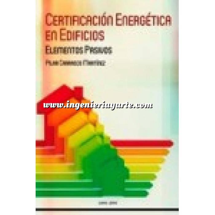 Imagen Normativa instalaciones Certificación energética en edificios. Elementos pasivos
