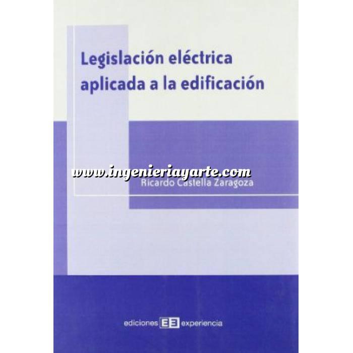 Imagen Normativa instalaciones Legislación eléctrica aplicada a la edificación