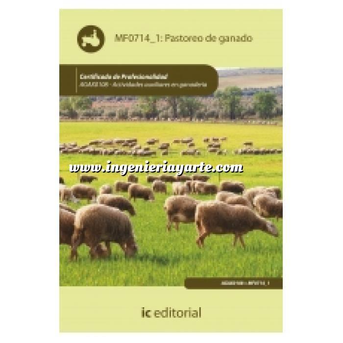 Imagen Ovino y Caprino Pastoreo de ganado