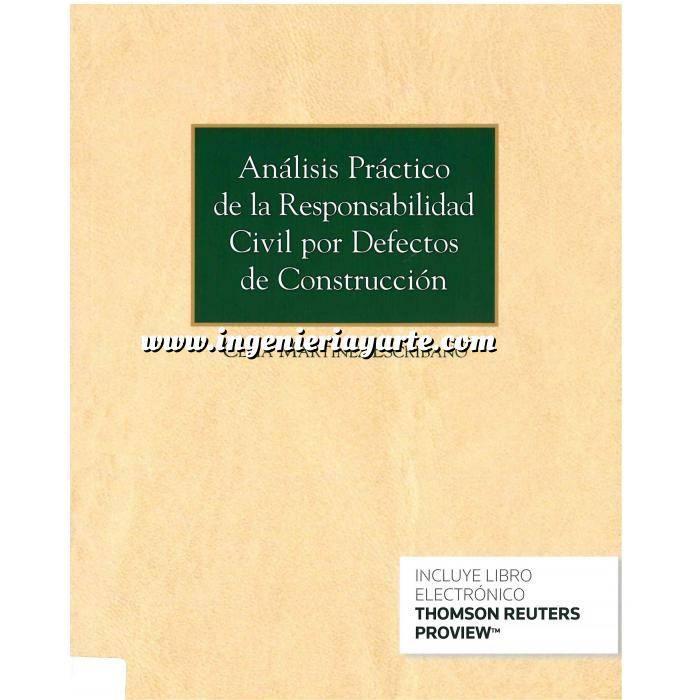 Imagen Patología y rehabilitación Análisis práctico de la responsabilidad civil por defectos de construcción