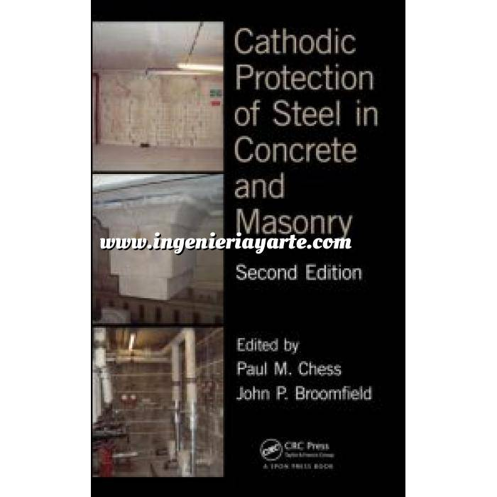 Imagen Patología y rehabilitación Cathodic Protection of Steel in Concrete and Masonry 2º Ed.